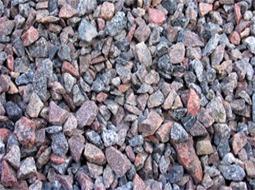 Щебень широко используется при производстве бетона