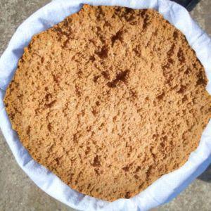 Песок намывной в мешках